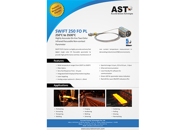 Swift 250 FO PL