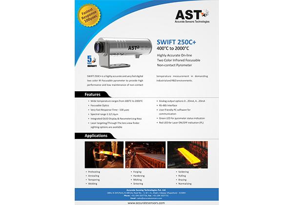 Swift 250C+